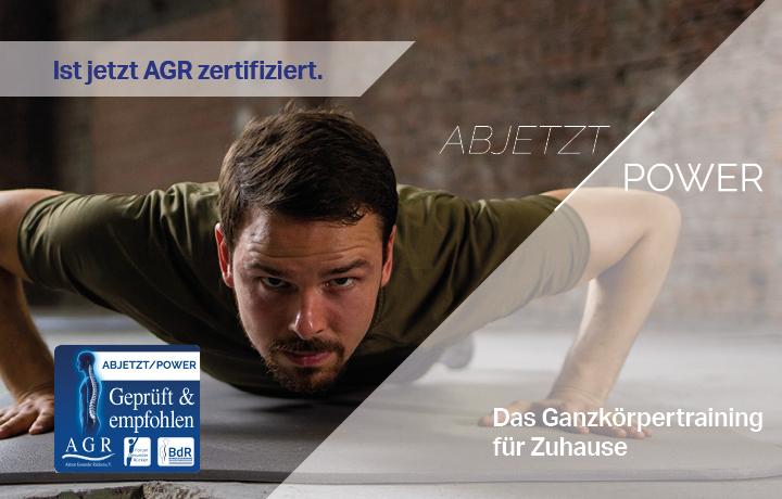 ABJETZT/POWER ist AGR-zertifiziert! – doch was bedeutet das überhaupt?