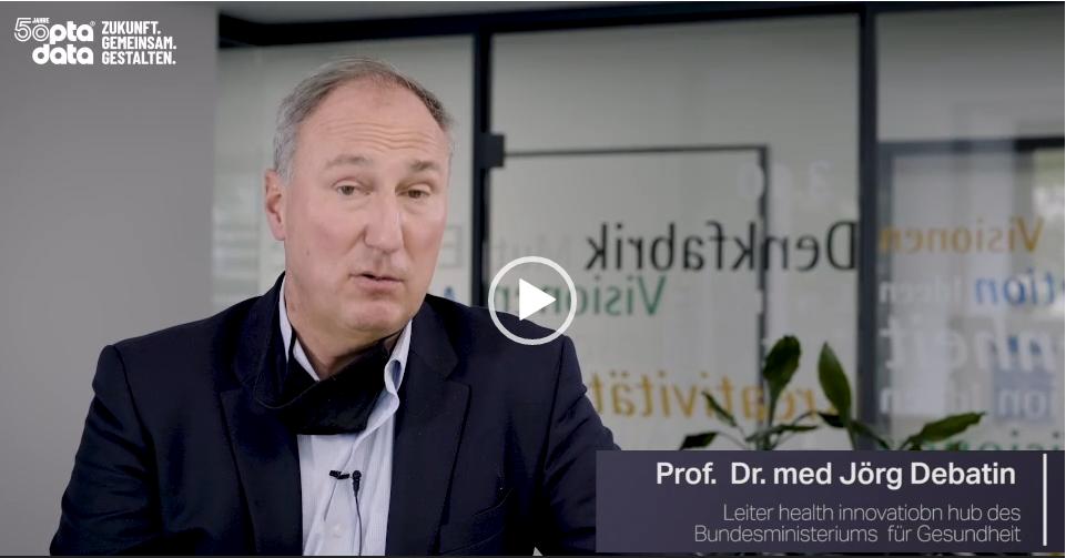 Prof. Dr. Jörg F. Debatin