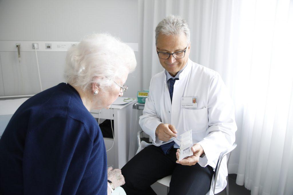 Optimale Versorgung bei Bluthochdruck  – Schwerpunktklinik erfolgreich zertifiziert