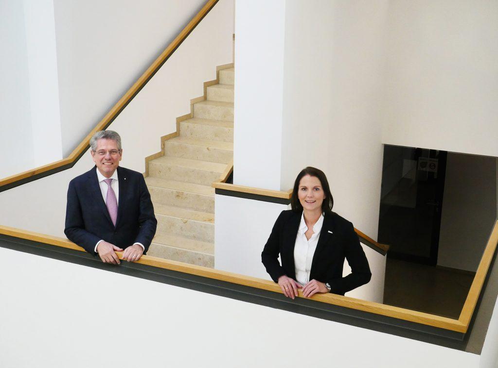 Wechsel im NOWEDA-Vorstand  Cornelia Rolf folgt auf Joachim Wörtz
