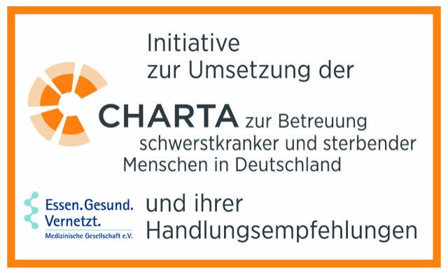 Charta zur Betreuung schwerstkranker und sterbender Menschen in Deutschland
