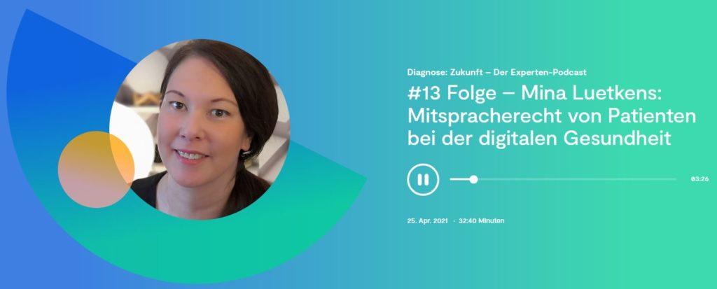 Diagnose: Zukunft – Der Experten-Podcast
