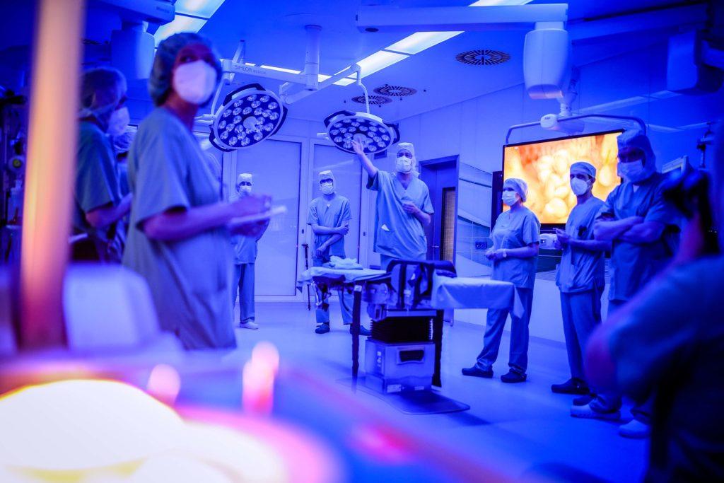 Ein herausragendes Operationszentrum für spitzenmedizinische Versorgung.