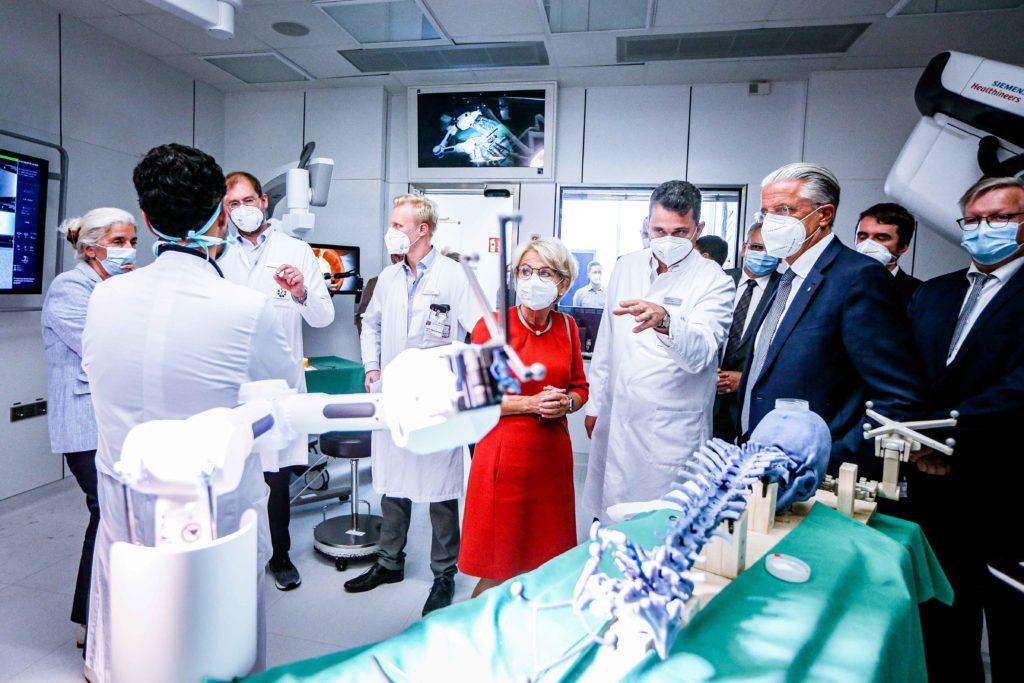 Neuer OP-Saal an der Uniklinik Essen – Ein Meilenstein modernster Operationsmedizin