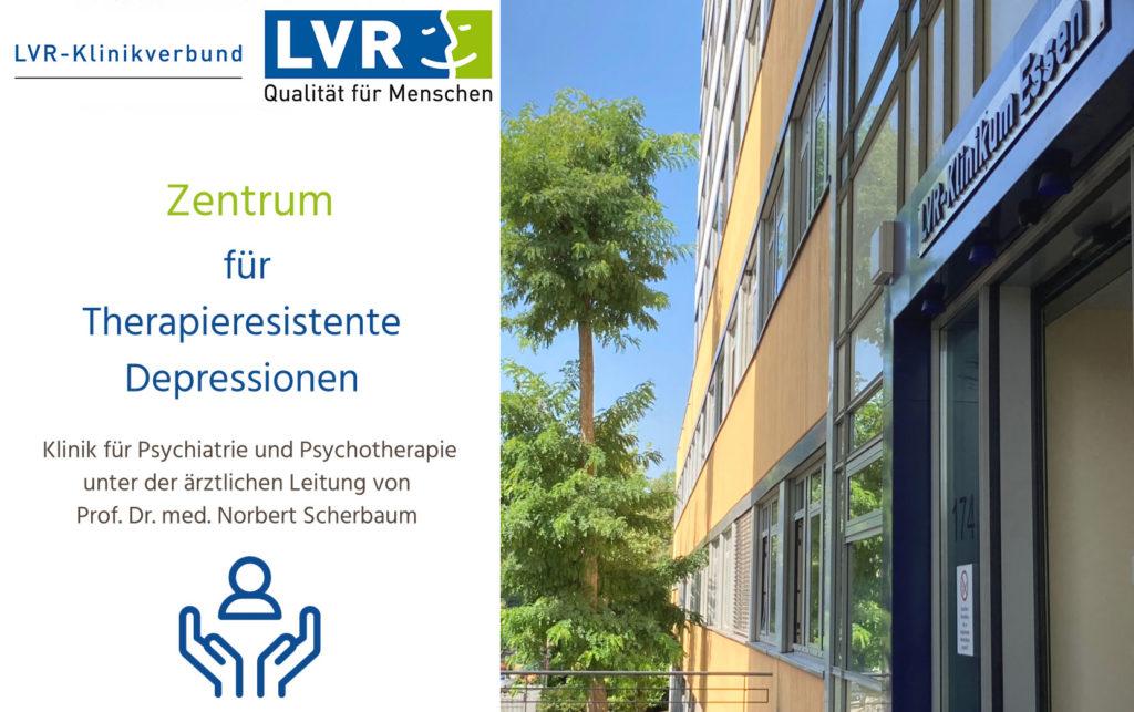 Neues Zentrum für therapieresistente Depressionen